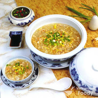 Description Creamy Corn and Shiitake Mushroom Soup Recipe (Súp Bắp Nấm Hương)