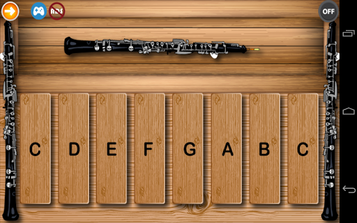 Toddlers Cor Anglais