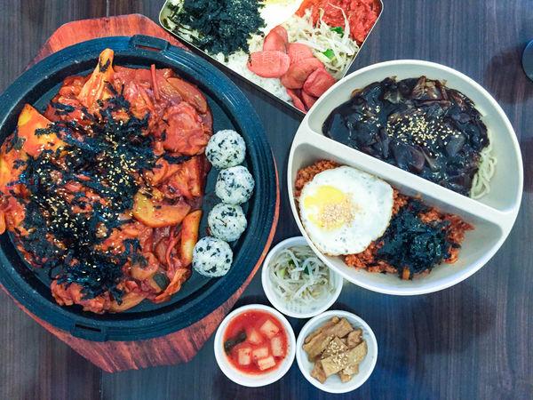 오빠네 (ㄛ ㄅㄚˋ ㄋㄟ)韓式特色餐廳 @ 美食特派