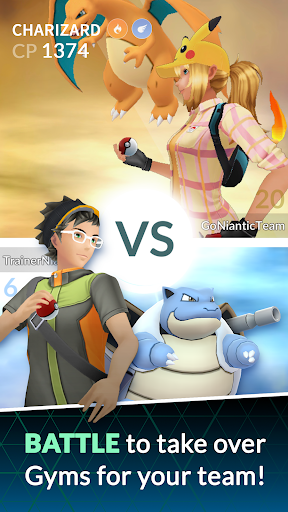 Pokémon GO Screen Shot
