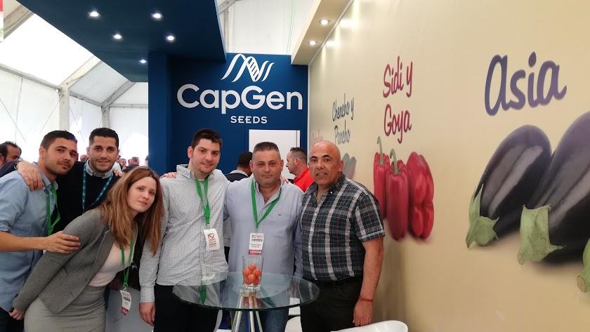 CapGen Seeds, el I+D al servicio del cliente