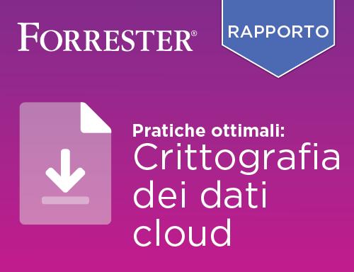 Rapporto Forrester