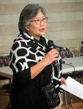 Photo: Gloria Honda, FREC co-host