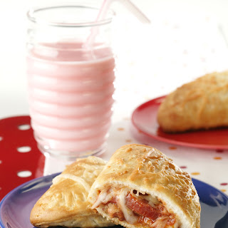 Saucy Pizza Pockets Recipe