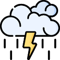 Live Weather Report icon