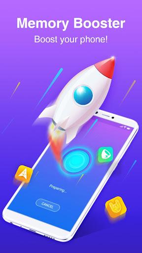 Smart Cleaner - Speed Booster & Memory Clean  screenshots 3