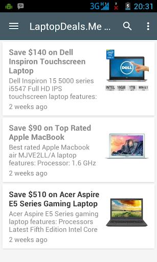 Laptop Deals .Me