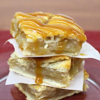 Gooey Apple Pie Bars