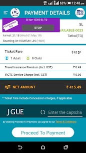 Quictatkal Pro: IRCTC Tatkal Ticket Booking Apk Download For Android 4