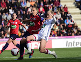 Malgré un assist de Silke Demeyere, Lille ne termine pas sa saison en beauté