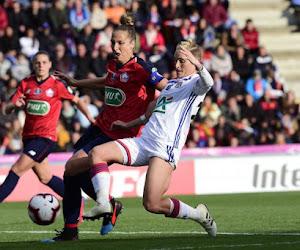🎥 Malgré un assist de Silke Demeyere, Lille ne termine pas sa saison en beauté