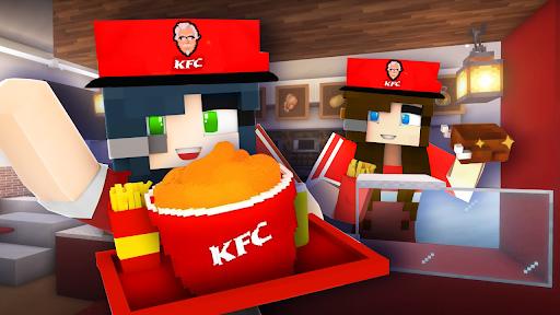 KF - Chicken Restaurant for Minecraft cheat hacks