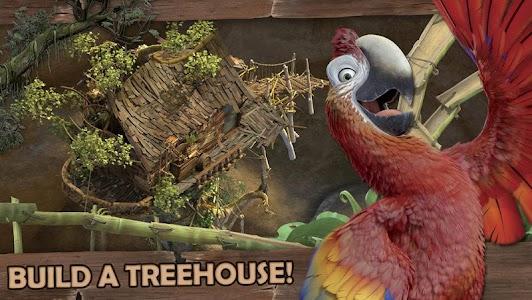 Robinson Crusoe : The Movie screenshot 2