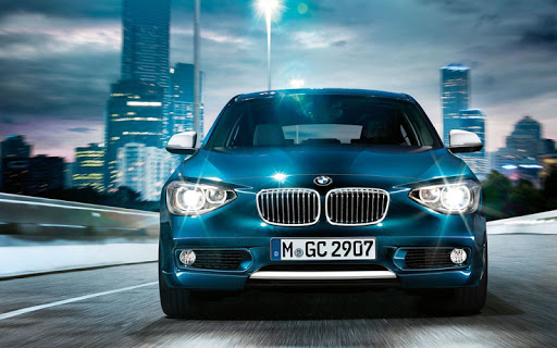 Wallpapers of BMW 1 Series