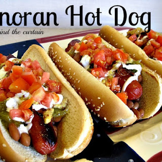 Sonoran Hot Dog