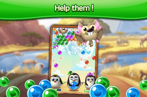 Bubble Penguin Friends apkmr screenshots 8