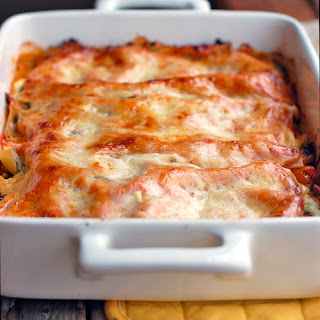 Low Fat Low Calorie Lasagna Recipes
