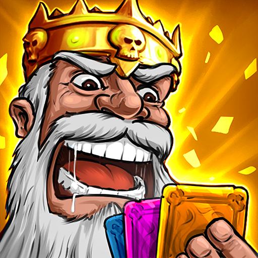 Card Crushers: Batalha de monstros multijogador