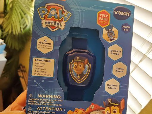 VTech Paw Patrol Learning Watch Just $8.24 on Kohls.com (Regularly $15)