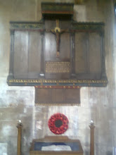 Photo: A rarer memorial again - to the Horncastrians of both the Great Wars, who fell that the pension burden and overcrowding could be lowered, to keep The Generals in power..