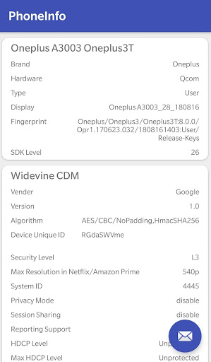 drm widevine download android