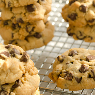 Becel Anything Goes Cookie Dough Chocolate Chip Cookies