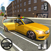 Taxi Driving Games - Taxi Driver Simulator 2019