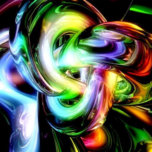 霓虹燈動態壁紙