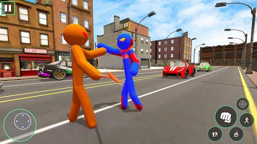 stickman rope hero - grand vegas mafia download 2