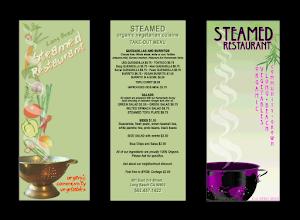 Photo: Business Card / Menu / Bookmark [PhotoShop & Illustrator]
