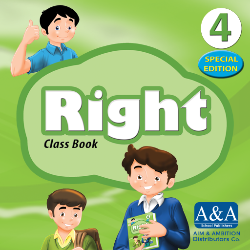 Right 4 SPECIAL EDITION Android APK Download Free By A&A School Publishers