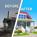 Flip This House: Decoration & Home Design Game icon