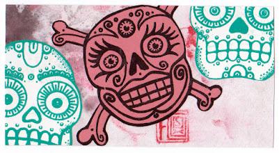 Photo: Mail Art 366 - Day 101, card 101a