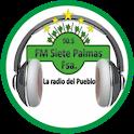 Fm Siete Palmas - Formosa icon