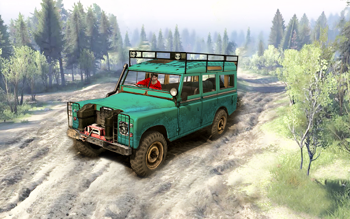 Offroad Drive : Exterme Racing Driving Game 2019 apkpoly screenshots 8