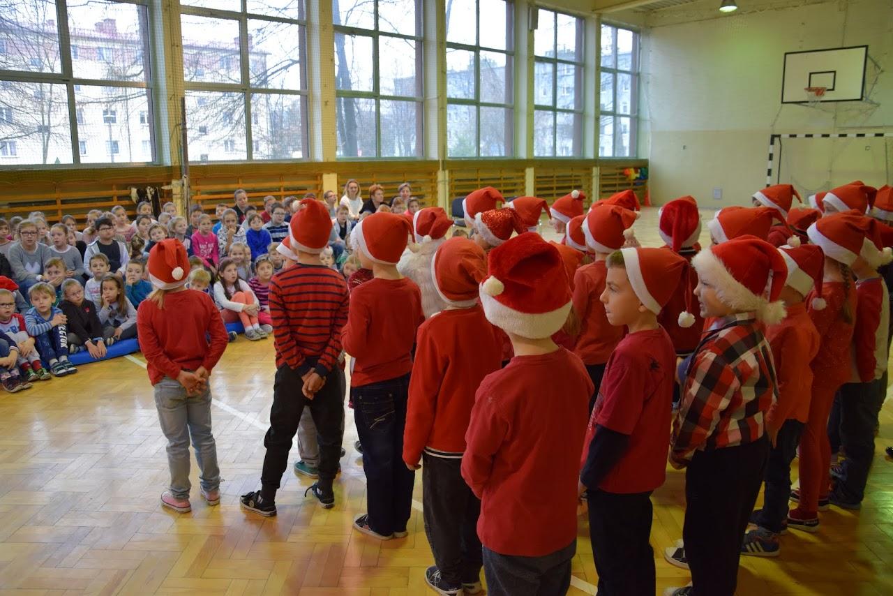 Święty Mikołaj nie zapomniał o nas …