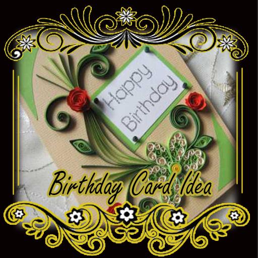 誕生日カードのアイデア 生活 LOGO-玩APPs