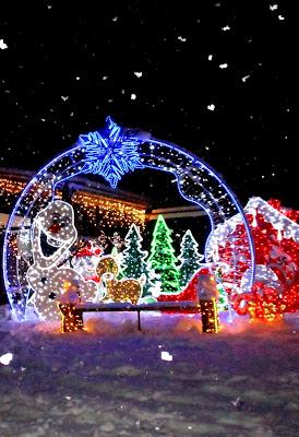 Natale Frozen di LunaStorta