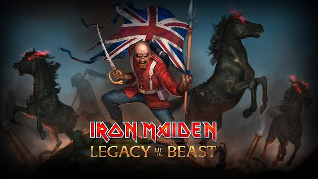 Maiden: Legacy of the Beast apk screenshot