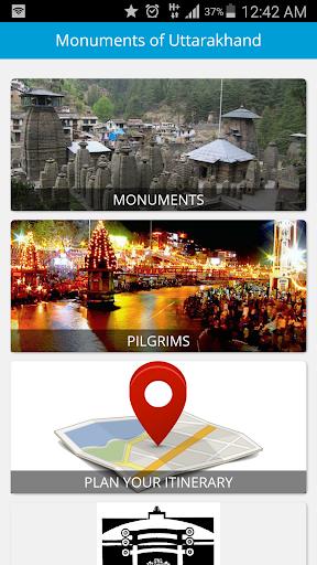 Monuments of Uttarakhand
