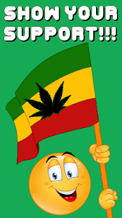 Weed Emojis 2 by Emoji World ™- screenshot thumbnail