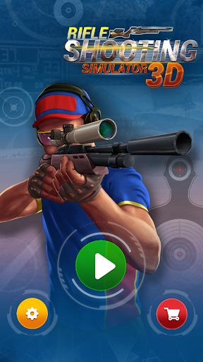 Rifle Shooting Simulator 3D - Shooting Range Game 1.0.10 screenshots hack proof 1