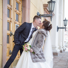 Wedding photographer Aleksandr Ilyushkin (Sanchez74). Photo of 27.03.2017