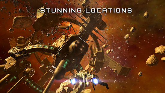 Subdivision Infinity: 3D Space Shooter 4