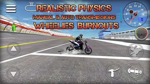 Motorbike - Wheelie King 2 - King of wheelie bikes 1.0 screenshots 14