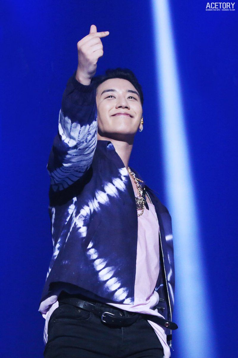most friendly celebrities seungri