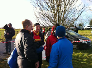 Photo: Carnethy discussion