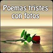 Poemas tristes con fotos