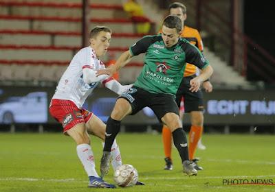 Kylian Hazard a choisi de rester une saison supplémentaire au Cercle de Bruges