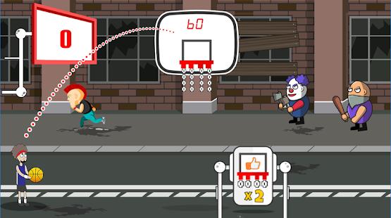 Epic Basketball - náhled